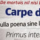 Bild für Kategorie Latein