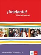 Bild von Adelante! Nivel elemental Lehrerbuch