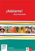 Bild von Adelante! Nivel intermedio Lehrerbuch
