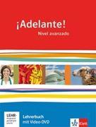 Bild von Adelante! Nivel avanzado Lehrerbuch