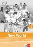 Bild von New World 1 Teacher's Book (inkl. CD-ROM)