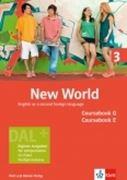 Bild von New World 3 Digitale Ausgaben für Lehrpersonen Coursebook G und E, mit Lösungen und Audios