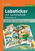Bild von Lobsticker mit Sammelheft (Klassensatz, 20 Hefte)