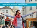 Bild für Kategorie Le Cours intensif