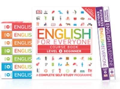 English for Everyone Der visuelle Selbstlernkurs aus dem Hueber Verlag