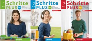Schritte plus Neu Schweiz - Deutsch als Zweitsprache aus dem Hueber Verlag