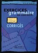 Bild von Exercices de grammaire en contexte. Niveau débutant / Corrigés - Lösungsheft von Akyüz, Anne