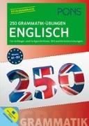 Bild von PONS 250 Grammatik-Übungen Englisch