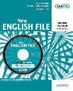 Bild von Advanced: New English File: Advanced: Workbook (without key) with MultiROM Pack - New English File von Oxenden, Clive