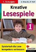 Bild von Kohls kreative Lesespiele 1. Schuljahr