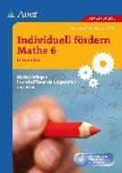 Bild von Individuell fördern Mathe 6 Geometrie von Ganser, Bernd (Hrsg.)