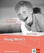 Bild von Young World 2 Flash Cards