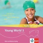 Bild von Young World 3 Audio-CD