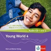 Bild von Young World 4 Audio-CD