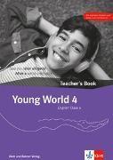 Bild von Young World 4 Teacher's Book mit digitalen Inhalten und Audios