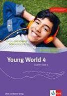 Bild von Young World 4 Activity Book mit digitalen Inhalten und Audios