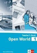 Bild von Open World 1 Teacher's Book mit digitalen Inhalten und Audios
