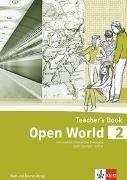 Bild von Open World 2 Teacher's Book mit digitalen Inhalten und Audios