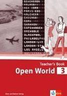 Bild von Open World 3 Teacher's Book mit digitalen Inhalten und Audios