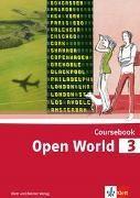 Bild von Open World 3 Coursebook mit digitalen Inhalten und Audios