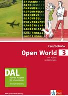 Bild von Open World 3 Digitale Ausgabe für Lehrpersonen. Coursebook, mit Lösungen und Audios