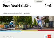 Bild von Open World digiOne 1-3 Ausgabe für Schülerinnen und Schüler. 1 Jahreslizenz