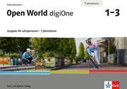 Bild von Open World digi One 1-3 Ausgabe für Lehrpersonen. 1 Jahreslizenz