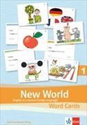 Bild von New World 1 Word Cards