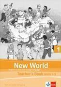 Bild von New World 1 Teacher's Book und Audio-CD