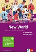 Bild von New World 2 Digitale Ausgabe für Lehrpersonen. Pupil's Book und Activity Book, mit Lösungen und Audios