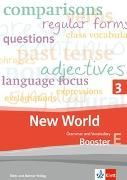 Bild von New World 3 Grammar and Vocabulary Booster E