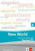 Bild von New World 4 Grammar and Vocabulary Booster G