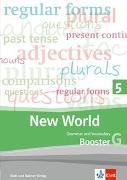 Bild von New World 5 Grammar and Vocabulary Booster G