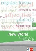 Bild von New World 5 Grammar and Vocabulary Booster E