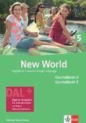 Bild von New World 5 Digitale Ausgaben für Lehrpersonen Coursebook G und E, mit Lösungen und Audios