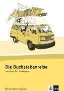 Bild von Die Buchstabenreise Handbuch mit Kopiervorlagen auf CD-ROM und Karten zur Sprachbewusstheit