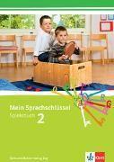Bild von Mein Sprachschlüssel Spielebuch 2