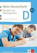 Bild von Mein Deutschheft Arbeitsheft D, Niveau A2.2