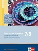 Bild von Lambacher Schweizer 7/8 Schulbuch