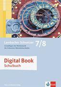 Bild von Lambacher Schweizer 7/8 Digital Book ohne Lösungen