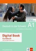 Bild von Deutsch in der Schweiz A1 Digital Book Kursbuch