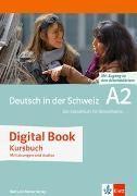Bild von Deutsch in der Schweiz A2 Digital Book Kursbuch