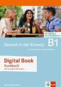 Bild von Deutsch in der Schweiz B1 Digital Book Kursbuch