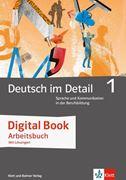 Bild von Deutsch im Detail 1 Digital Book mit Lösungen