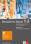 Bild von Deutsch im Detail 1 und 2 Begleitband, Download-Lizenz