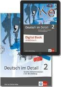 Bild von Deutsch im Detail 2 Buch + Digital Book im Paket