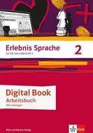 Bild von Erlebnis Sprache 2 Digital Book mit Lösungen