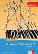 Bild von Schweizer Zahlenbuch 2 Arbeitsheft mit Arbeitsmitteln und Zugang zum Blitzrechnen digital