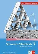 Bild von Schweizer Zahlenbuch 3 Begleitband mit CD-ROM