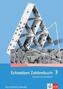 Bild von Schweizer Zahlenbuch 3 Lösungen zum Arbeitsheft